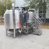 10BBL Industrial Used Beer Brewhouse Beer Brewing Equipment Produsenter