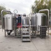 10BBL Commercial Industrial Professional Beer Brewing Equipment i Brasil