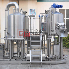 300L Craft Beer Brewing Equipment Beer Making Machines for Micro Brewery Hot Sale