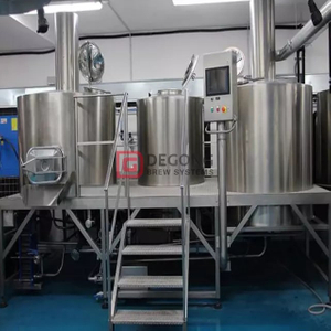 10BBL Industrial Utility Model Beer Brewing Equipment til salgs